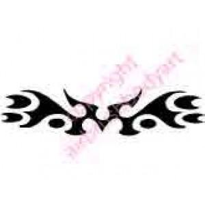 0259 armband reusable stencil